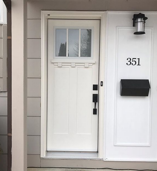Sunview door after close Saskatoon