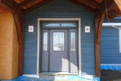 Sunview Custom Fiberglass door