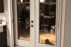 Sunview double door screen open Saskatoon