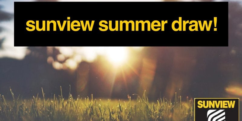 Sunview Summer Draw